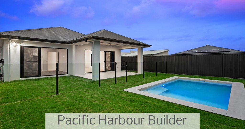 New Home Builder Pacific Harbour